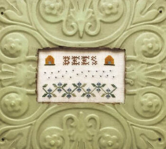 Bees - Cross Stitch Pattern