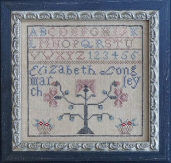 Elizabeth Longley (Fetish No. 2) - Cross Stitch Pattern