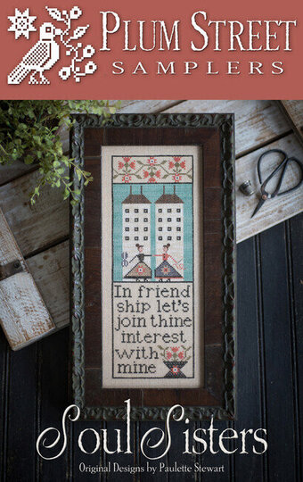 Soul Sisters - Cross Stitch Pattern