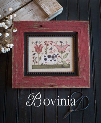 Bovinia - Cross Stitch Pattern