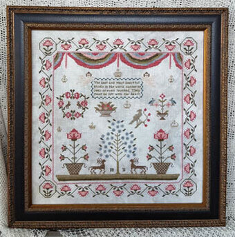 Faith 1831 - Cross Stitch Pattern