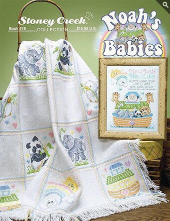 Noah's Babies - Cross Stitch Pattern