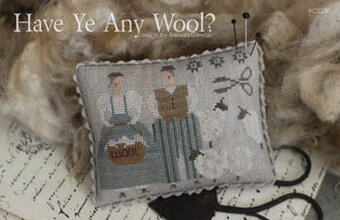 Have Ye Any Wool - Cross Stitch Pattern