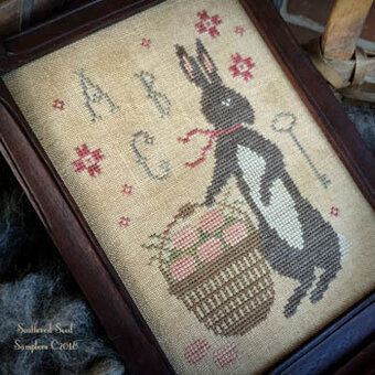 Spring Gathering - Cross Stitch Pattern