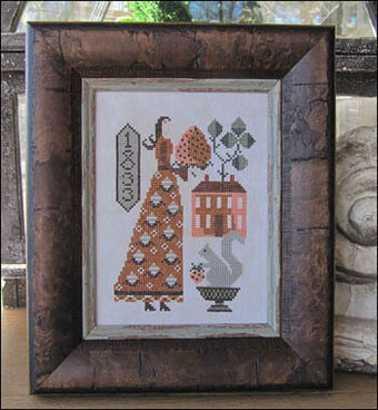 Bearing Gifts - Cross Stitch Pattern