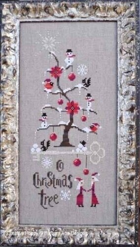 O Christmas Tree - Cross Stitch Pattern