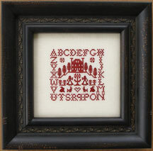 Little Maryland Sampler - Cross Stitch Pattern