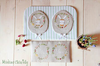 Mrs Bianca & Mr Alfred   - Cross Stitch Pattern