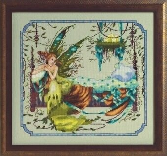 Mooka - Cross Stitch Pattern