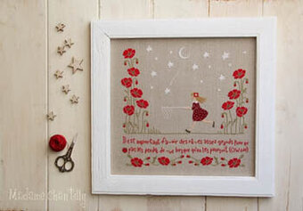Notte Di Stelle - Cross Stitch Pattern