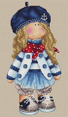 La Mariniere - Cross Stitch Pattern