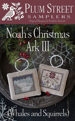Noah's Christmas Ark III - Cross Stitch Pattern