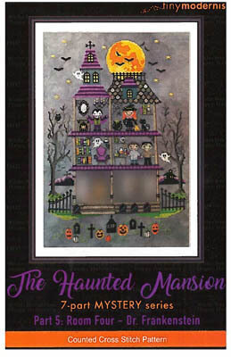 Haunted Mansion Part 5 - Cross Stitch Pattern