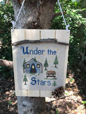 Under the Stars - Cross Stitch Pattern