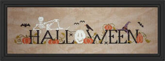 Halloween - Cross Stitch Pattern