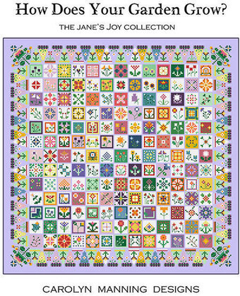 How Does Your Garden Grow? - Cross Stitch Pattern