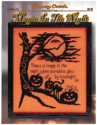 Magic In The Night - Cross Stitch Pattern