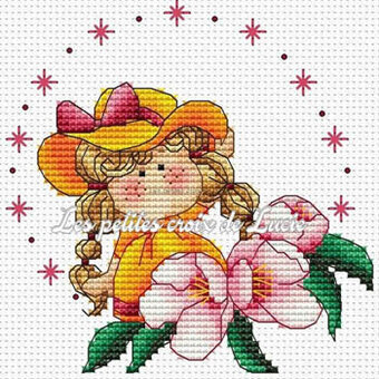 Hello Spring - Cross Stitch Pattern