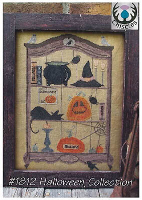 Halloween Collection - Cross Stitch Pattern