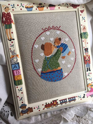 Lo E Il Mio Papa - Cross Stitch Pattern