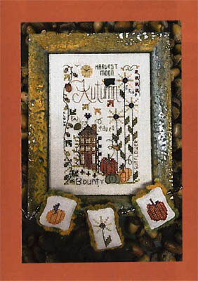 Autumn Notes - Cross Stitch Pattern
