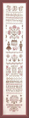Mr Et Mme Quaker - Cross Stitch Pattern