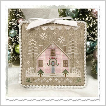 Glitter House Two - Cross Stitch Pattern