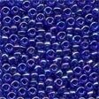 Mill Hill 18812 Opal Periwinkle Glass Pony Beads - Size 8/0