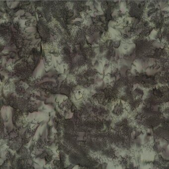 Mink Watercolor Batik 100% Cotton Fabric Fat Quarter