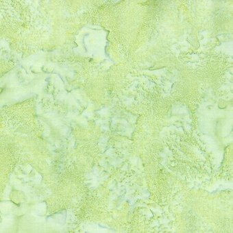 St. Paddy Watercolor Batik 100% Cotton Fabric Half Yard