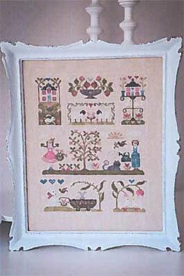 Spring - Cross Stitch Patterns & Kits (Page 6) - 123Stitch com