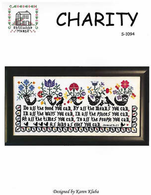 Charity - Cross Stitch Pattern