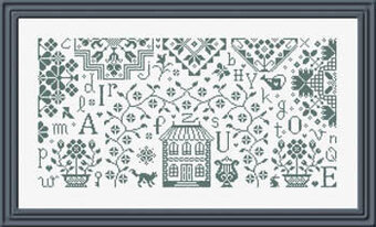 Retour Aux Sources - Cross Stitch Pattern