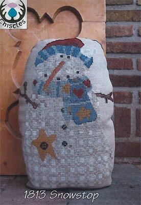 Snowstop - Cross Stitch Pattern