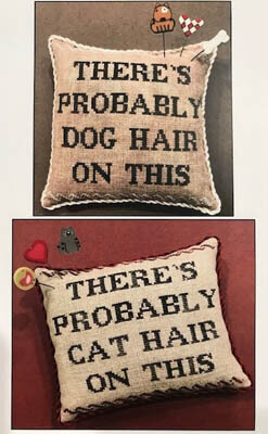 There's Probably... - Cross Stitch Pattern