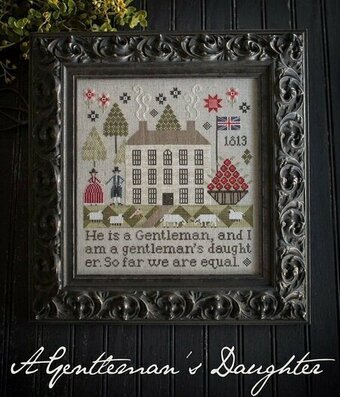 Gentleman's Daughter - Cross Stitch Pattern