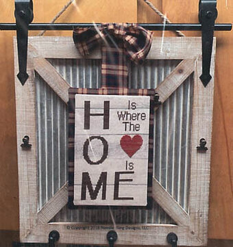 Heart & Home - Cross Stitch Pattern
