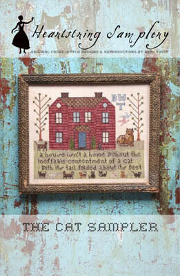 Cat Sampler, The - Cross Stitch Pattern