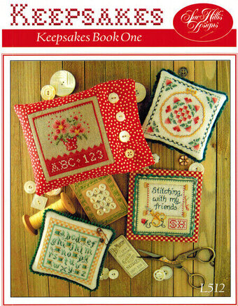 Keepsakes Book One - Cross Stitch Pattern