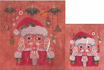 Christmas Eve Nutcracker - Cross Stitch Pattern