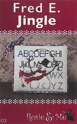 Fred E Jingle - Cross Stitch Pattern