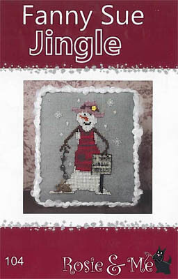 Fannie Sue Jingle - Cross Stitch Pattern