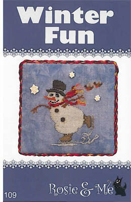 Winter Fun - Cross Stitch Pattern