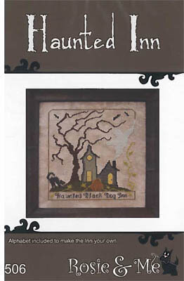 Haunted Inn - Cross Stitch Pattern