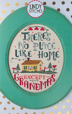 Except Grandma's - Cross Stitch Pattern