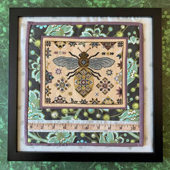 Quilting Bee - Cross Stitch Pattern