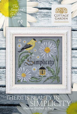 There is Beauty in Simplicity - Songbird's Garden 9
