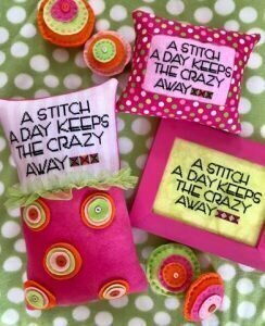 Stitch a Day - Cross Stitch Pattern