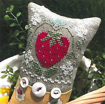Little Summer Fling - Cross Stitch Pattern