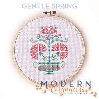 Genlte Spring - Cross Stitch Pattern